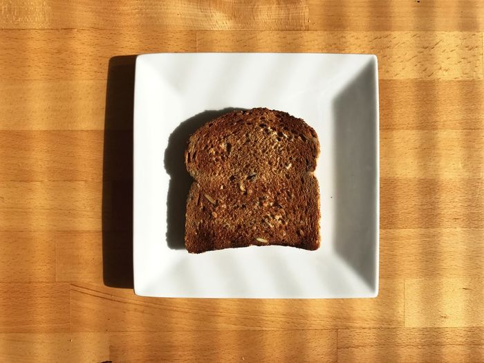 Toast Food And Drink Table Food Still Life Directly Above No People Freshness Toast🍞 Brown Bread Healthy Healthy Eating Bread Indoors  Serving Size Ready-to-eat High Angle View Brown Close-up Toasted Bread Day