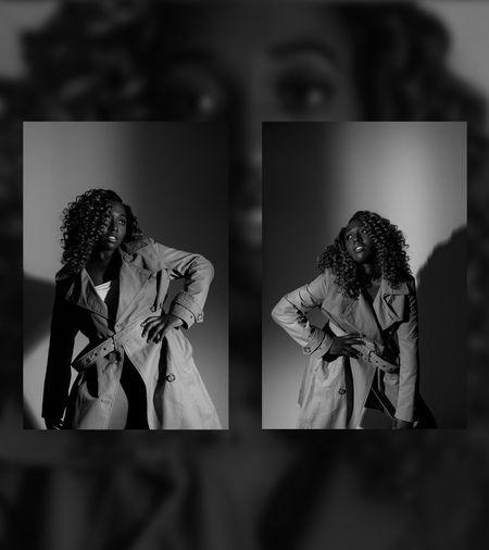 Multiple Image Individuality Studio Shot The Fashion Photographer - 2018 EyeEm Awards