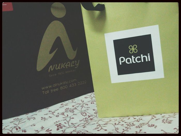Nukaly Patchi تصويري  شوكلت