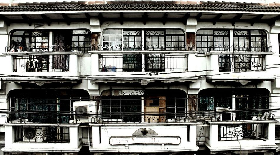 The Traditional (2015) Black And White Architecture Architecture_bw Philippines