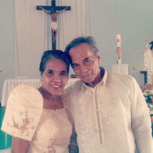 meet the groom and bride... Wedding Loveit Loloandlola 50thweddinganniv