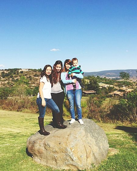 Family Time Tapalpa Jalisco Mexico Just Smile  Sisters