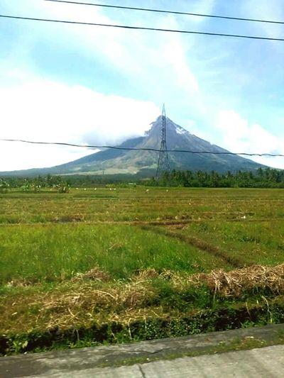 beautiful Mayon