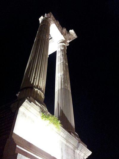 A night in Rome... In Rome
