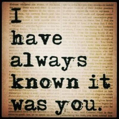 Always..... Love Quotes