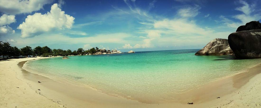 Belitung Beach Landscape