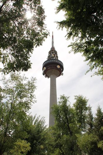 Check This Out Hello World Relaxing Taking Photos Enjoying Life TV Tower Torre De Tv RTVE Tower Architecture Architecture_collection Architectural Detail City Taking Photos Different Perspective EyeEm Best Shots Eye4photography