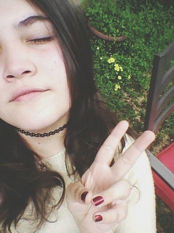 ◇Peaceful◇ Relaxing Taking Photos Enjoying Life Selfie 420 High Beauty Sexygirl Lips WEEDLIFE ♥