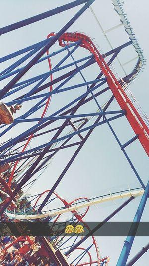 Roller Coaster First Eyeem Photo