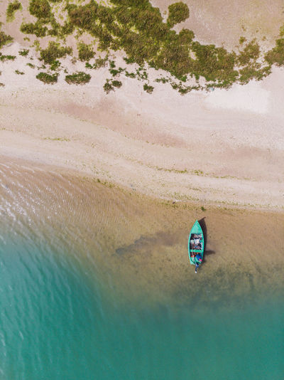 Water Day Nature Real People One Person Sea High Angle View Outdoors Waterfront Lifestyles Sport Land Beach Sand Reflection Leisure Activity Swimming Pool Boat Lagoon Fish Drone  Dronephotography