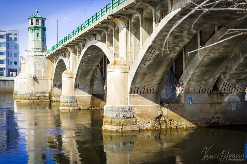 HavehillMA Architecture Streetphotography Arch Built Structure Water Reflection Day History No People Outdoors Building Exterior