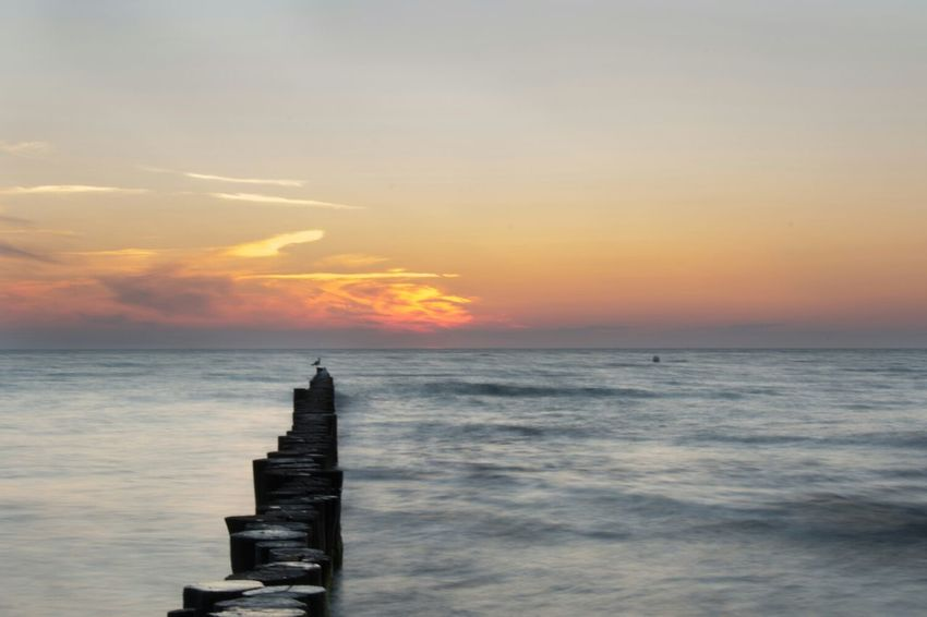 Baltic Sea Sunporn Sunset Eyem Best Shots