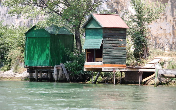 Fishing platforms Abandoned Architecture Built Structure Destruction Deterioration Fish Fish Hide Fisherman Fisherman's Hut Fishermen Fishes Fishing Fishing Spot Hide Hideout Obsolete Outdoors River Riverbank Rivers Riverside Ruined Wood Wood - Material Wooden
