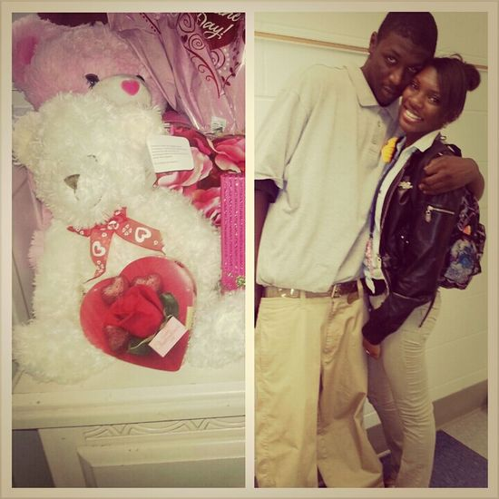 iDC what they sayy, im in love with YOUU! They try to pull me away, but they don't knoo that TRUTH ♥