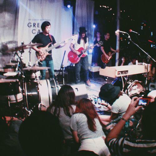 Greasycafe Band Thailand