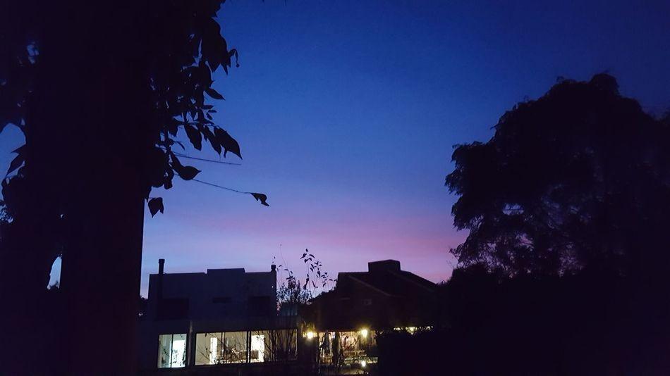 Twilight Dusk Sky Twilight Sky Eventide Colors EyeEmNewHere