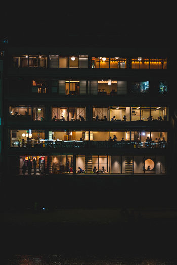 Dinner Going Out Japan Night Life Night Scene Outsider Architecture Building Exterior Built Structure City Dining Table Illuminated Kyoto Night Nightlife Outdoors Sky Colour Your Horizn Visual Creativity
