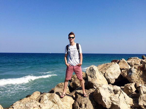 Sea ThatsMe That's Me Greece Rhodes Summer Holidays