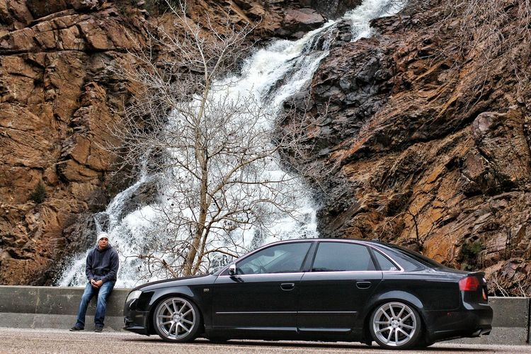 Me Outdoors Raceland Perfection❤❤❤ Audi A4 B7 Sline Audi ♡ Staticnation Rotiform Slammedsociety Architecture Mountain Waterfalls💦 Waterfalls And Calming Views  Transportation Nature Audi Chemical Guys Views From Ogden