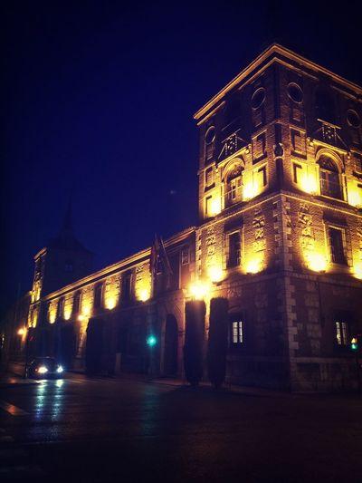 Architecture Good Night
