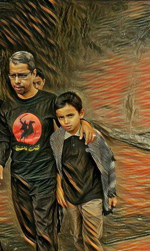 Bring the spirit of Husain, Son! First Eyeem Photo Asyura
