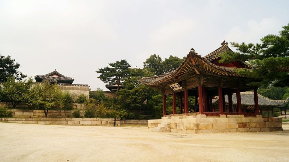 Space. Architecture Building Exterior Built Structure Culture Asian Culture No People Architectural Feature Seoul, Korea Korea Photos Travel Destinations Travelphotography Korean Tradition Seoul Outdoors Day History Famous Place Spirituality Architecture Built Structure Building Exterior Asianstreetpoet ASIA