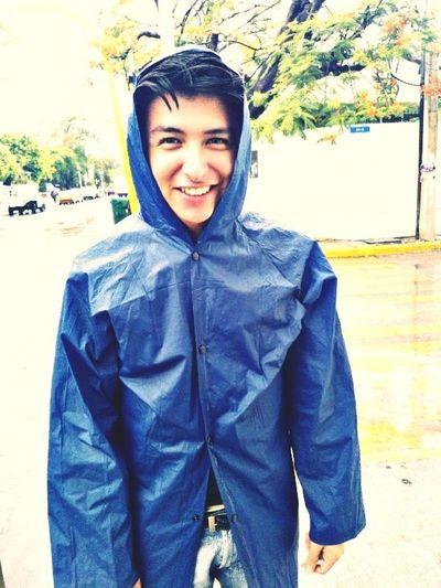 On The Rain