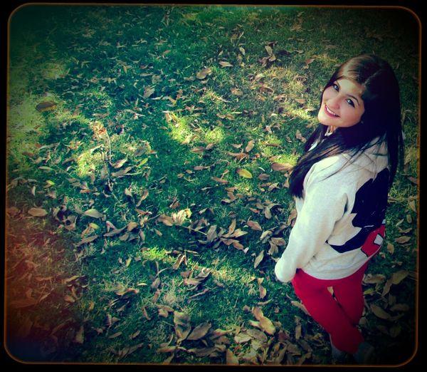 Kendimii seviyorum :)