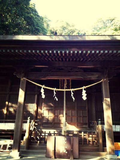 Jinja Japan Hamamatsu Praying