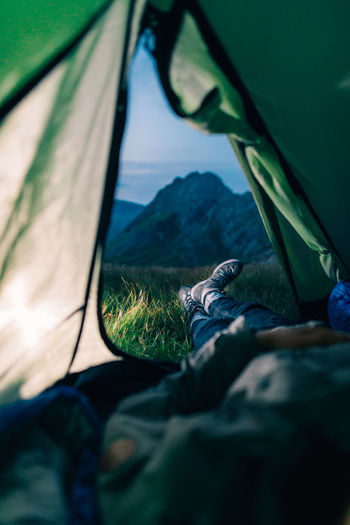 Don't forget to follow me at http://www.instagram.com/simonmigaj and check out my website http://simonmigaj.com Camping Grass Lifestyle Travel Adventure Close-up Green Color Hike Lifestyle Photography Lifestyles Low Section Mountain Mountain Range Mountains Nature Outdoors Selective Focus Sky Sleeping Bag Tent Tenting Camp Fresh On Market 2017 Go Higher