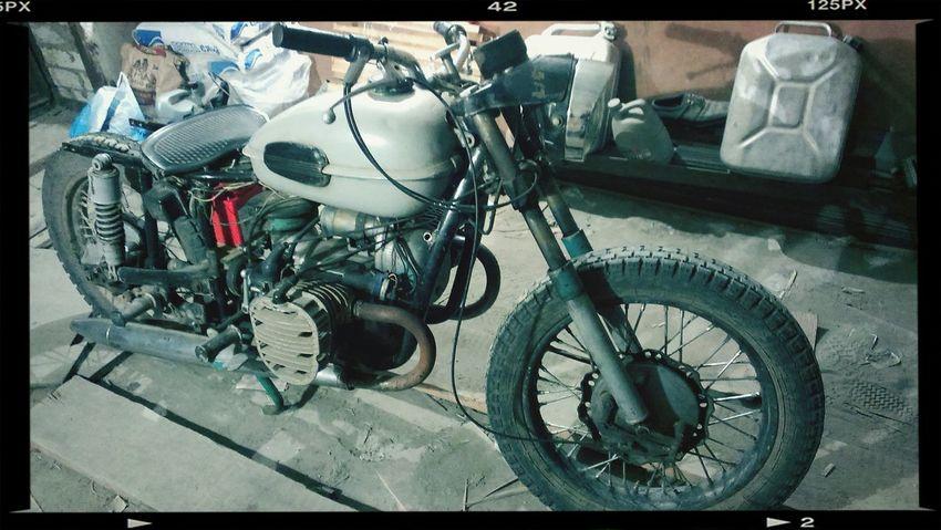 Bike Ural