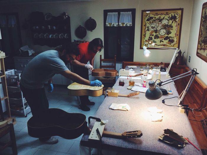 Guitar Guitar Maker