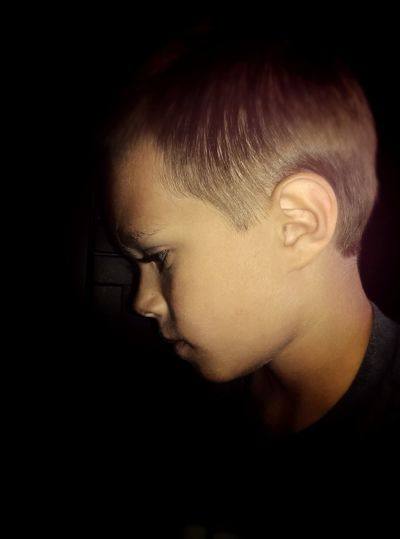 Boy Portrait Color Portrait Youth Side View Still Whenyouareyoung Profile Picture