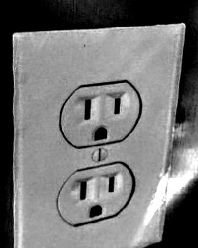 😮 Weird Scared Facialexpression Expression Facial Expression Facial Expressions Faces Everywhere Electricsocket Check This Out Taking Photos Electric Socket Lol :) Funny Faces LOL Blackandwhite Shockedface ShockedFaces Shocked Face Funny Shock Stunned Expression Power Socket Face Faces Power Point Power Points Faces In Places Human Representation No People Close-up