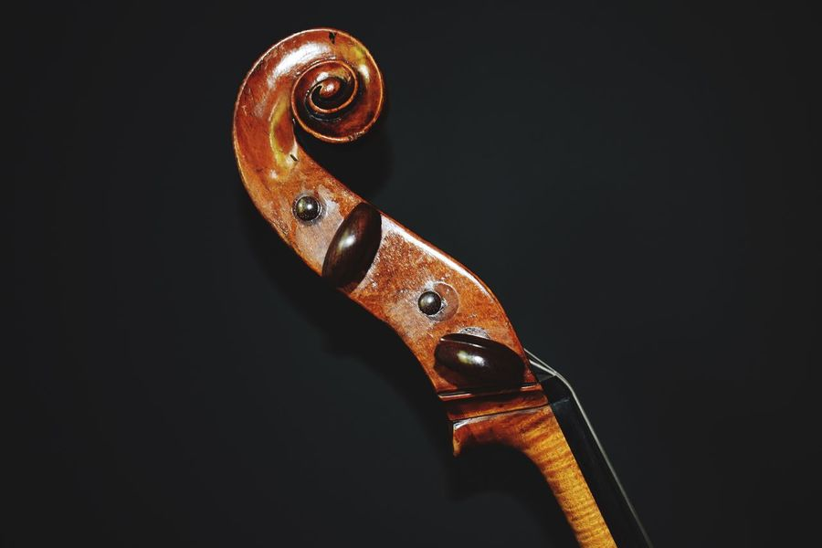 Centuries Old Cello Violoncello Antique Instrument EyeEm Selects Close-up Still Life Black Background Indoors  No People Studio Shot Copy Space String Instrument Arts Culture And Entertainment Brown Single Object Musical Equipment Musical Instrument Musical Instrument String Man Made Object