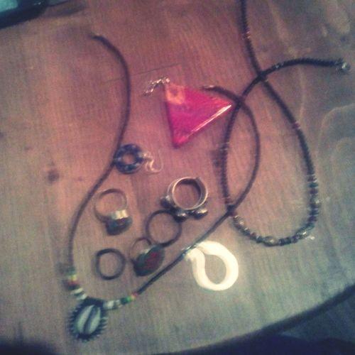 Memories of Jewelry