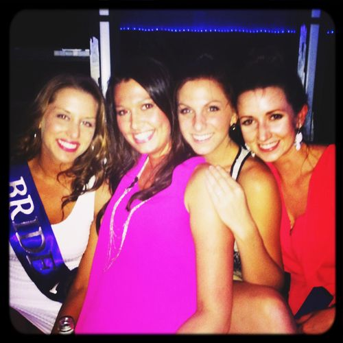 Bachelorette party this past weekend
