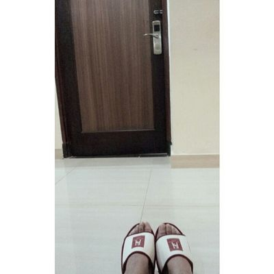 Now: outside of my room. Internet punya pasal