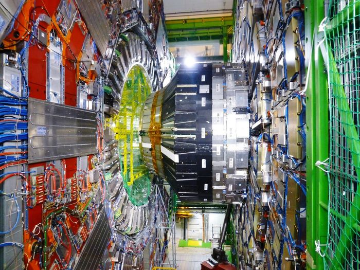 CMS Higgs Boson Science And Technology Cern