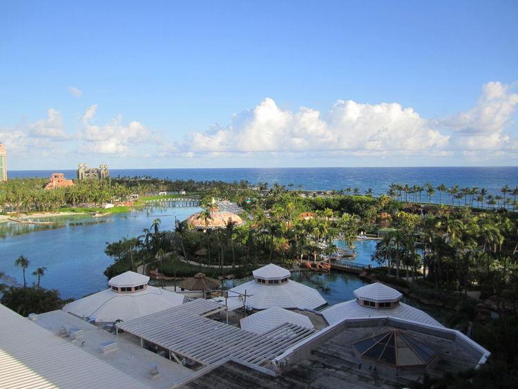 Atlantis, Bahamas.  Bahamas Island Outdoors Resort Scenery Water Waterfront