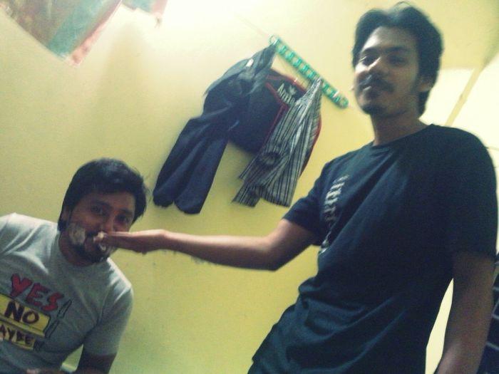 Bengali style of Birthday celebration. First Eyeem Photo