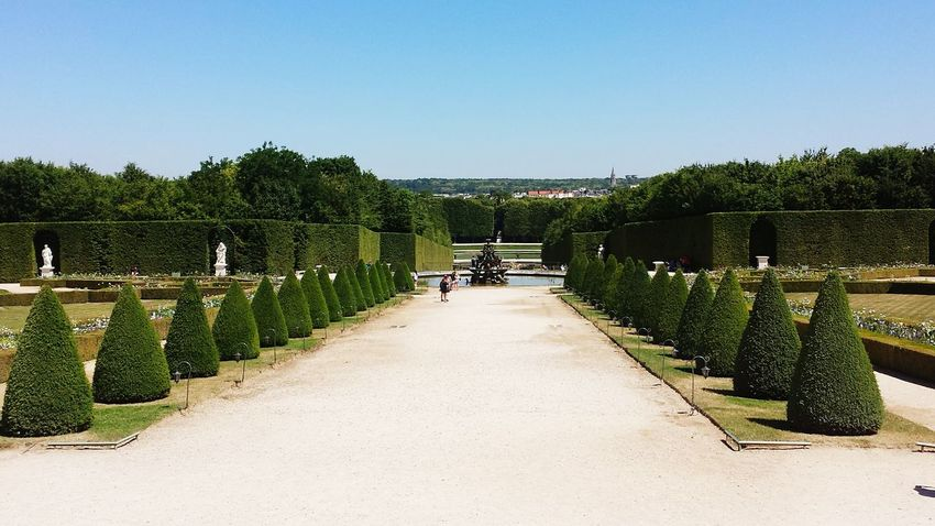 Learn & Shoot: Leading Lines France ParisGarden Of Versailles Seeing The Sights