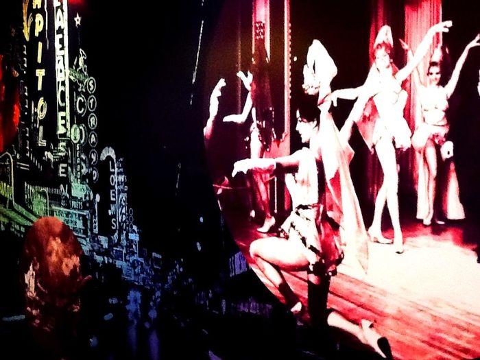 Pole Dancer at centre d'histoire de montreal Pole Dancer