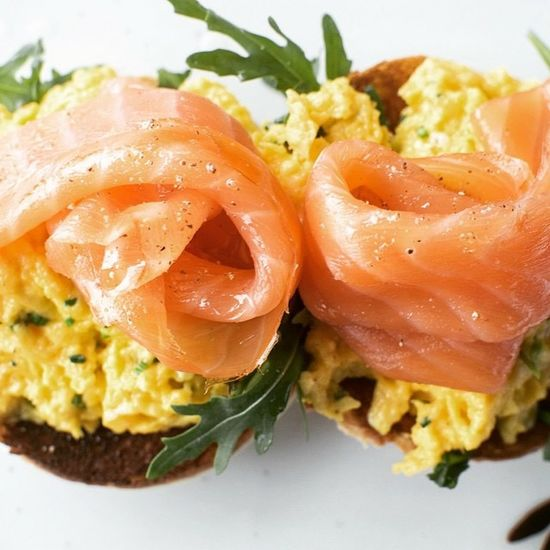Smoked Salmon  Breakfast Breakfast Time Check This Out