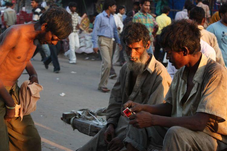 Intouchables Caste Caste Des Intouchables Hors Caste Intouchables Pauvreté Without Cast First Eyeem Photo