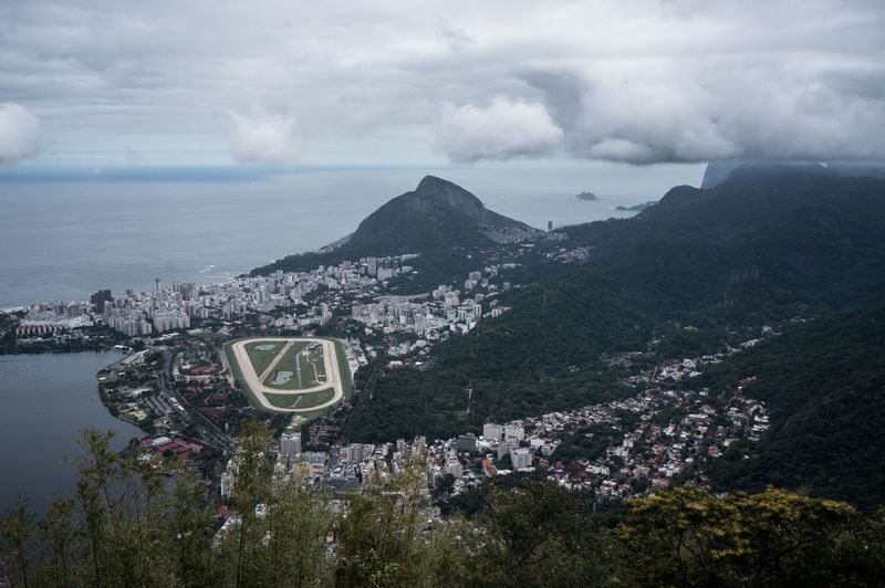 Cityscapes Corcovado Landscape Landscape_Collection Mountain Mountain Range Ocean View Physical Geography Rio Rio De Janeiro Riodejaneiro Scenics Travel Travel Photography Traveling Traveling Trees Vacation