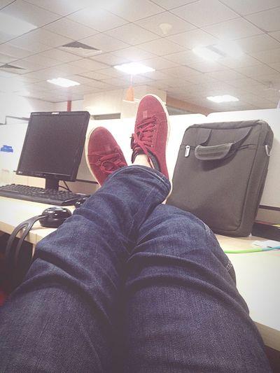 Weekend Office