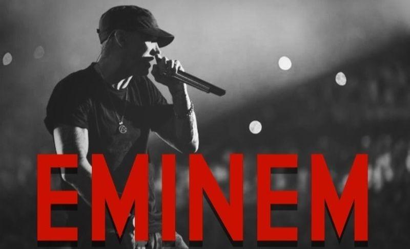 Eminem Black & White