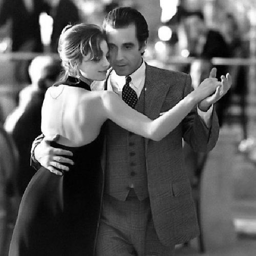 ScentofaWoman Alpacino Gabrielleanwar Carlosgardel porunacabeza tango adorable