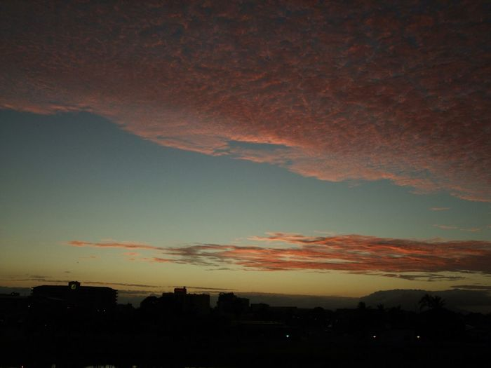 . Clouds And Sky Landscapes Townsville Sunrise 26th July 2014